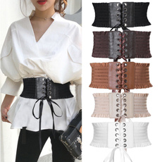 wide belt, belts for dresses, high waist, stretch