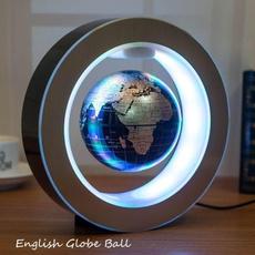 lights, magneticglobe, Home Decor, cshapeglobe