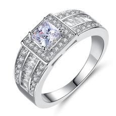 wide, korea, Jewelry, mansring