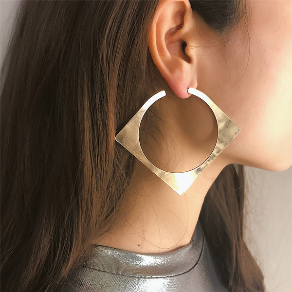 Women, Hoop Earring, Jewelry Accessory, punk earring