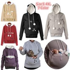 cutecathoodie, Fashion, Winter, catbagsweater
