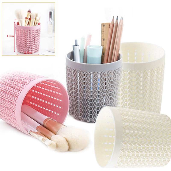 makeupbrushescontainer, hollowpencase, Container, Beauty