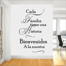 Decor, Home Decor, Wall Design Stickers, Home & Living