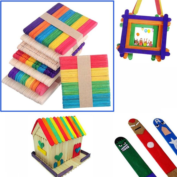 Educational, Toy, popsiclestick, handmadetoy