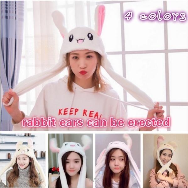 cute, Toy, rabbit, Winter