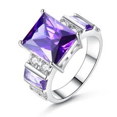 Square, Jewelry, purple, Ornament