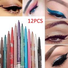 pencil, Eye Shadow, Makeup, eye
