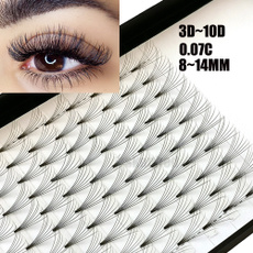 Eyelashes, False Eyelashes, eyemakeuptool, Health & Beauty