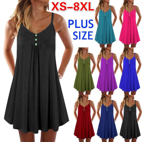 Mini, Fashion, halter dress, Summer