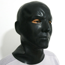 latex, latexmalemask, rubbermask, Necks