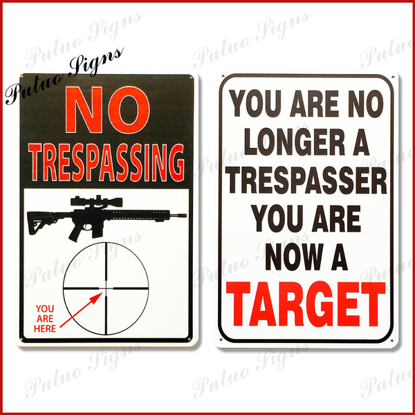 warningsign, gunsign, Metal, gun