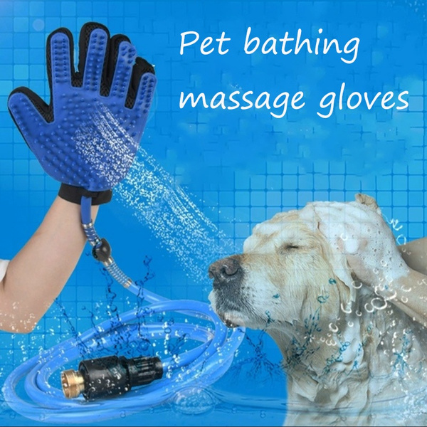 Shower, Bathing, Pets, Pet Products