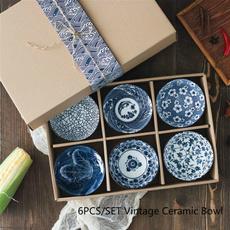 partytablewareset, kitchengift, Ceramic, ricebowl