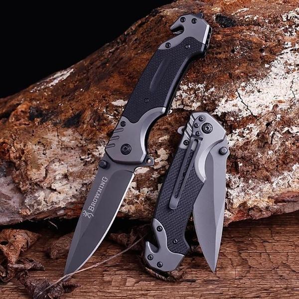 Steel, pocketknife, Outdoor, edctool