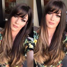 wig, brown, Fashion, Beauty