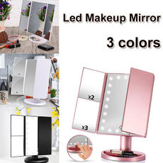 Makeup Mirrors, makeupmirrorwithledlight, led, Beauty