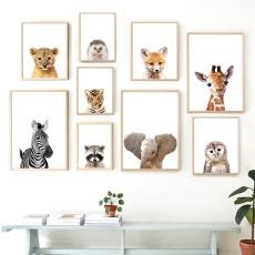 art print, Owl, Decoración, art