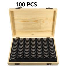 Box, Collectibles, Wooden, Storage