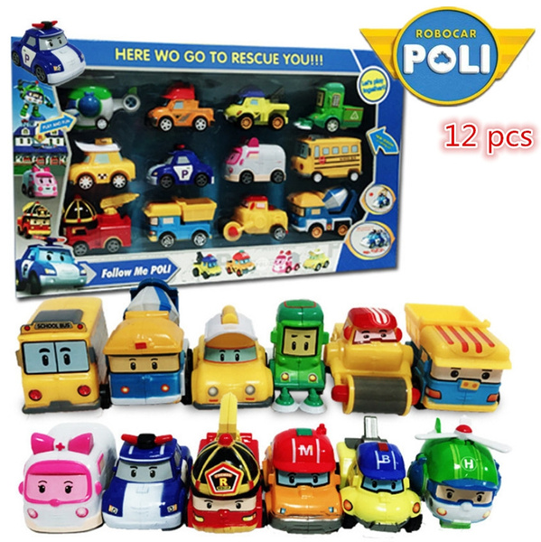 robocar, Toy, Gifts, For Boys