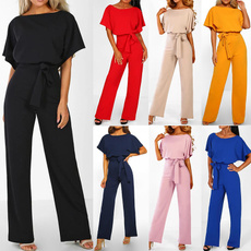 Summer, Fashion, women Jumpsuit, Overalls