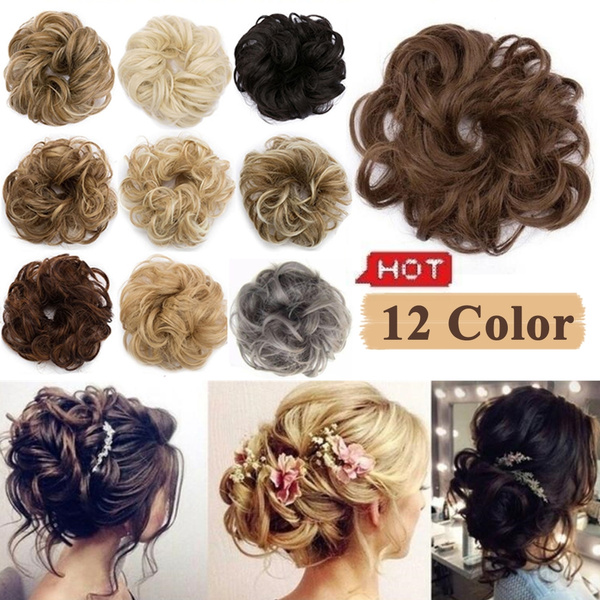 wig, Synthetic, Hairpieces, Elastic