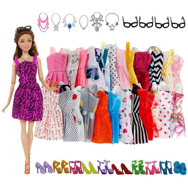 Barbie Doll, cute, Fashion, barbiedresse