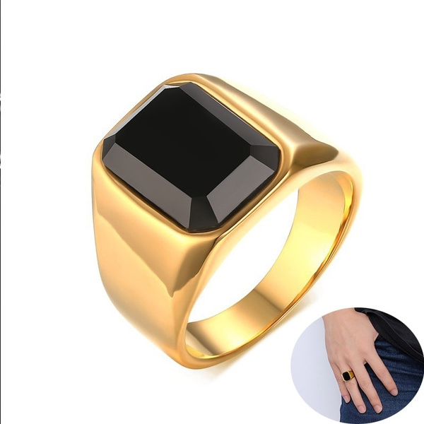 Steel, Fashion, coolring, gold