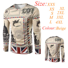 Fashion, England, Sleeve, Long Sleeve
