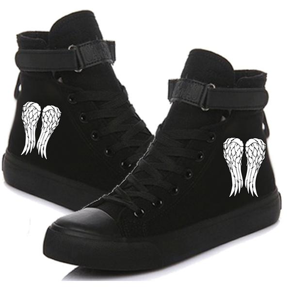 Unisex The Walking Dead Canvas Shoes
