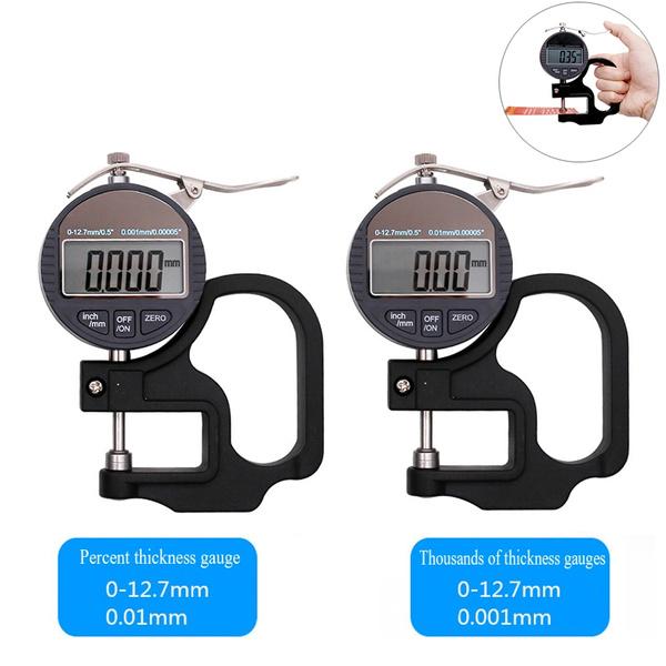 digitalthicknessmeter, thicknessmicrometer, thicknesstester, thicknessmeasurement