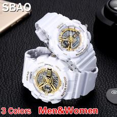 LED Watch, quartz, led, Waterproof