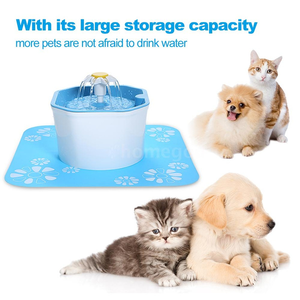 petwaterfountain, petfeederbottle, Electric, Pets