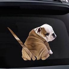 Car Sticker, cartoondecal, gluesticker, Pets