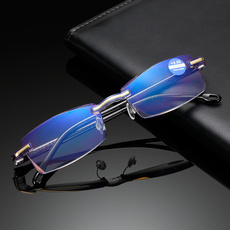 antibluelightglasseswomenclear, giftforfather, Jewelry, framelessglasse