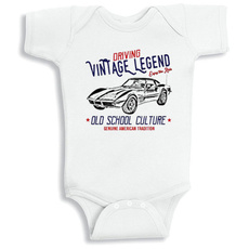 babygirltshirt, cutekidsboystshirt, babyshowerteeshirt, Corvette