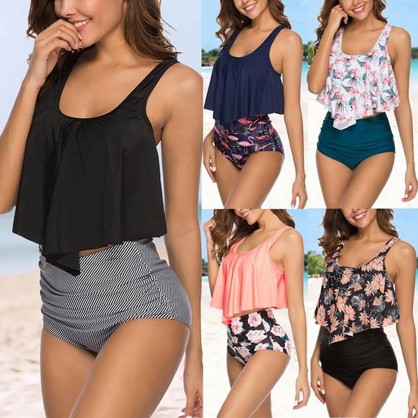 bathing suit, summer bikini, Swimming, bikini set