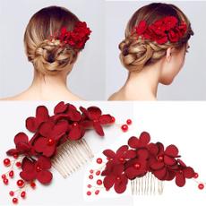 Beautiful, hairpincomb, partyhaircomb, rhinestonetiara
