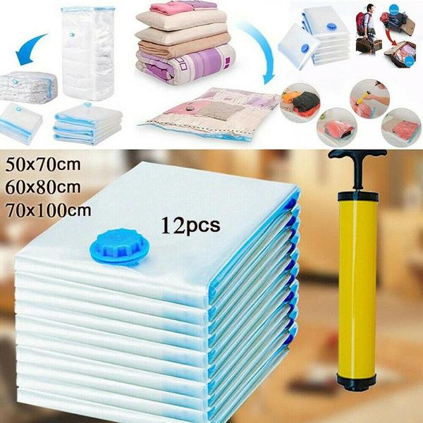 Pump, Home Organization, vacuumstoragecontainer, Storage