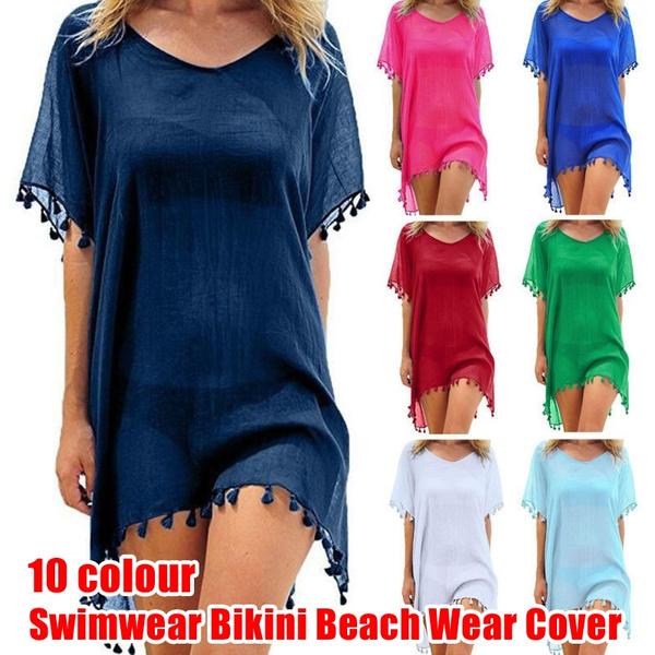 Summer, Tassels, Dress, summer dress