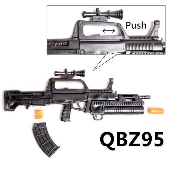 Toy, toygun, gun, buildingblock
