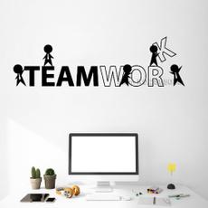 Decor, art, Office, Wall Decal