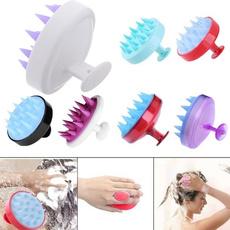 Salon, Combs, washingscalp, Silicone