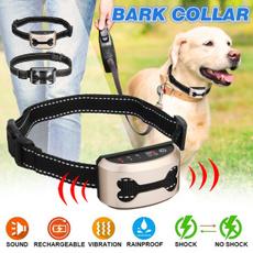 stopbarkingcollar, rechargeablecollar, Rechargeable, Dog Collar