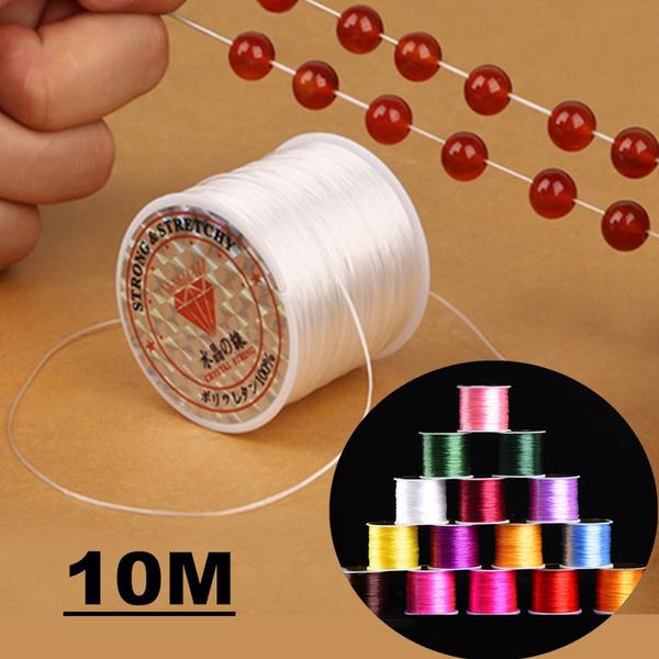 Cord, crystalstring, Jewelry, Thread