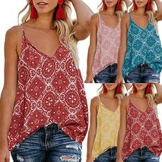 Summer, Vest, Fashion, slingtshirt