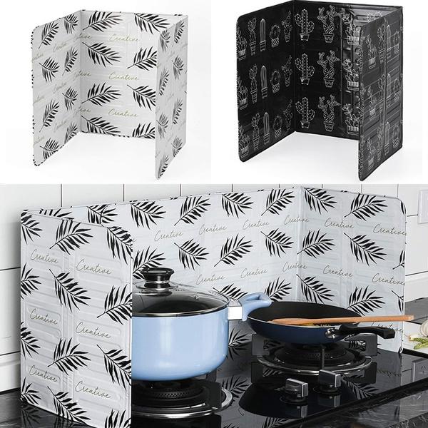 oilshieldcover, oilsplatterscreen, baffleplate, Aluminum