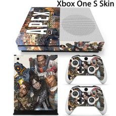Video Games, xboxonescontrollersticker, xboxonesconsolesticker, xboxonesskin