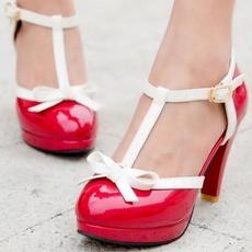 Fashion, Lolita fashion, Womens Shoes, bow tie