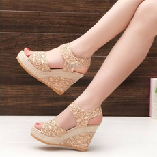 wedge, Head, Sandals, Women Sandals