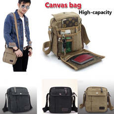 Shoulder Bags, mencanvasbag, Outdoor, Canvas